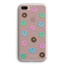 Carcasa iPhone 7 Plus / iPhone 8 Plus Licencia Mr Wonderful Donuts