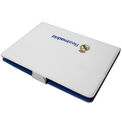 Funda Ebook Tablet 10 pulgadas Universal Licencia Fútbol Real Madrid C.F.