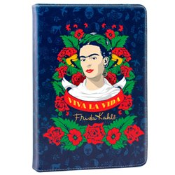 Funda Ebook Tablet 10 pulgadas Universal Licencia Frida Kahlo Woman