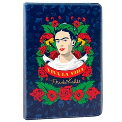 Funda iPad Air / Air 2 / Pro 9.7 / iPad 2017 / iPad 2018 9.7 pulg Licencia Frida Kahlo