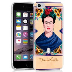 Carcasa iPhone 6 / 6s Licencia Frida Kahlo Woman