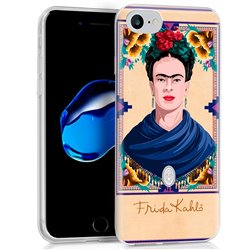 Carcasa iPhone 7 / iPhone 8 Licencia Frida Kahlo Woman