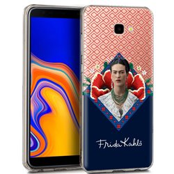 Carcasa Samsung J415 Galaxy J4 Plus Licencia Frida Kahlo Female