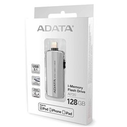 Pen Drive x128 GB USB 3.1 IMEMORY Adata IPhone 5 / 6 / 7 / 8 / X / IPad