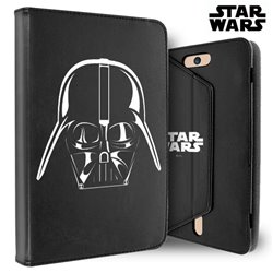 Funda Ebook Tablet 10 pulgadas Universal Licencia Star Wars Negro
