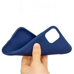Funda Silicona iPhone 11 (Azul)
