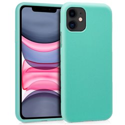 Funda Silicona iPhone 11 (Mint)