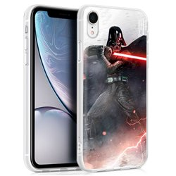 Carcasa iPhone XR Licencia Star Wars Darth Vader