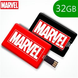 Pen Drive USB x32 GB Thin Licencia Marvel