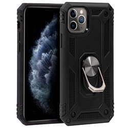 Carcasa iPhone 11 Pro Hard Anilla Negro