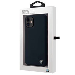 Carcasa iPhone 11 Licencia BMW Marino