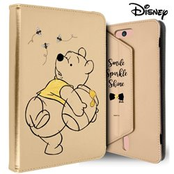 Funda Ebook Tablet 10 pulgadas Universal Licencia Disney Winnie The Pooh Miel