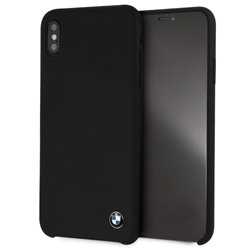 Carcasa iPhone XS Max Licencia BMW Hard Negro