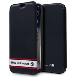 Funda Flip Cover iPhone X / iPhone XS Licencia BMW Motorsport