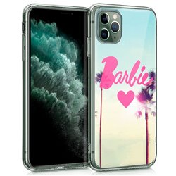 Carcasa iPhone 11 Pro Max Licencia Barbie