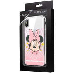 Carcasa iPhone X / iPhone XS Licencia Disney Minnie