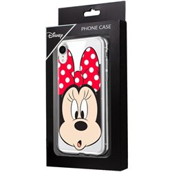 Carcasa iPhone XR Licencia Disney Minnie