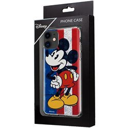 Carcasa iPhone 11 Licencia Disney Mickey