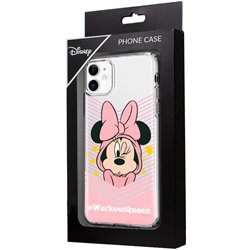 Carcasa iPhone 11 Licencia Disney Minnie
