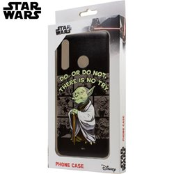 Carcasa Huawei P Smart Plus (2019) / P Smart (2019) / Honor 10 Lite / 20 Lite Licencia Star Wars Yoda