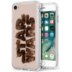 Carcasa iPhone 7 / iPhone 8 Licencia Star Wars Letras