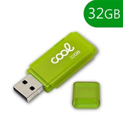 Pen Drive USB x32 GB 2.0 COOL Cover Lima