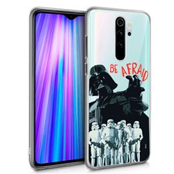 Carcasa Xiaomi Redmi Note 8 Pro Licencia Star Wars Darth Vader