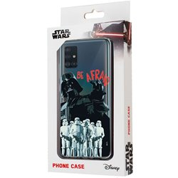 Carcasa Samsung A715 Galaxy A71 Licencia Star Wars Darth Vader