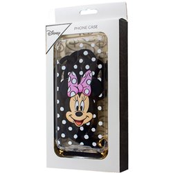 Carcasa iPhone 11 Pro Licencia Disney Minnie Cordón