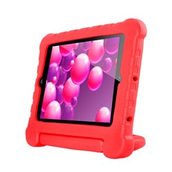 Funda iPad 2 / iPad 3 / 4 Ultrashock color Rojo
