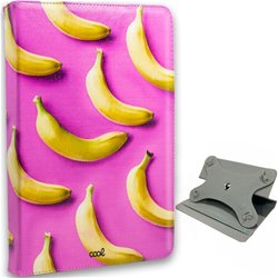 Funda Ebook Tablet 10 pulgadas Universal Dibujos Bananas