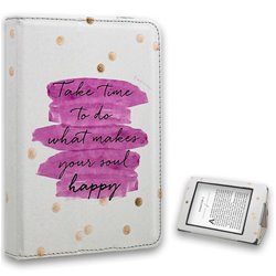 Funda Ebook / Tablet 6 pulg Polipiel Universal Happy