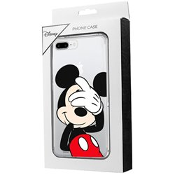 Carcasa IPhone 7 Plus / IPhone 8 Plus Licencia Disney Mickey