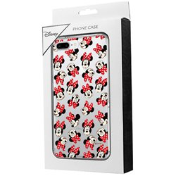 Carcasa IPhone 7 Plus / IPhone 8 Plus Licencia Disney Minnie