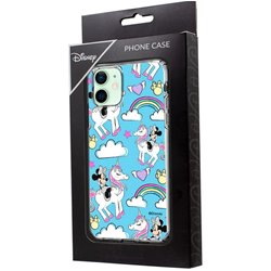 Carcasa iPhone 12 / 12 Pro Licencia Disney Minnie