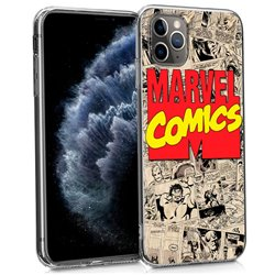Carcasa iPhone 11 Pro Licencia Marvel Comics