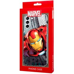 Carcasa COOL para Samsung G996 Galaxy S21 Plus Licencia Marvel Iron Man